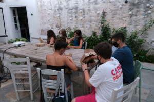 Deyap participation in Paros Festival 2021